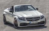 4.5 star Mercedes-AMG C 63 S Cabriolet
