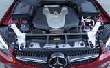 3.0-litre Mercedes-Benz GLC 350 diesel engine