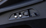 Mercedes-Benz GLC Coupé rear seats control