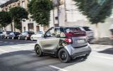 Smart Fortwo Cabrio rear