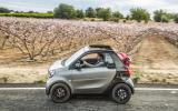 £15,550 Smart Fortwo Cabrio