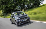 £16,000 Smart Brabus Fortwo