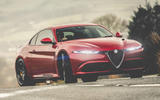 Alfa Coupe render - front