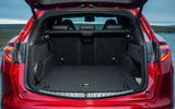 Alfa Romeo Stelvio Quadrifoglio 2020 UK first drive review - boot