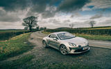 17 Alpine A110 Legende GT 2021 UK first drive review static