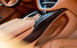 Aston Martin DBX 2020 UK first drive review - interior trim