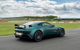 17 Aston Martin F1 edition 2021 UK FD track rear