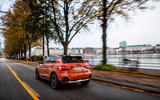 Audi A1 Citycarver 2019 first drive review - on the road rear