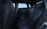 Audi A3 Sportback 2020 UK first drive review - rear seats