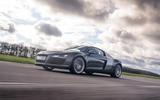 Audi R8 - hero side