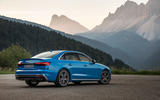 Audi S4 2019 first drive review - static side