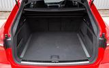 Audi S6 Avant TDI 2019 UK first drive review - boot