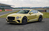 17 Bentley Continental GT Speed 2021 UK FD static