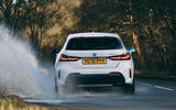 17 BMW 1 Series 128ti 2021 UK first drive review splash