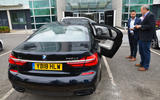BMW 7 Series 740Ld long-term review dealer walkaround