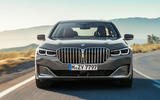 BMW 7 Series 750Li 2019 first drive review - on the road front
