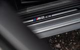 BMW M2 CS 2020 UK first drive review - kick plates
