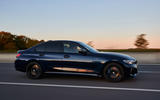 BMW M340i xDrive 2019 first drive review - on the road side