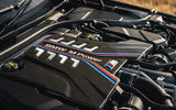 BMW M5 Competition 2020 UK first drive review - engine