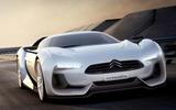 Citroen GT Concept - hero front