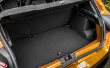 17 Dacia Sandero Stepway 2021 UK first drive review boot
