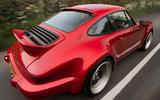 17 Everrati Porsche 964 2021 UK FD spoiler