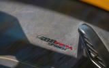 Ferrari 488 Pista Spider 2019 first drive review - dashboard trim
