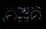Ford Fiesta Active 2018 review instrument cluster