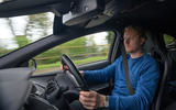 Ford Focus RS Mountune M520 2020 UK first drive review - Richard Lane driving