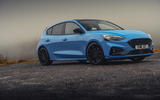 17 Ford Focus ST Edition 2021 UK FD static