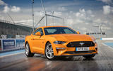 Ford Mustang GT 5.0 2018 UK review static hero