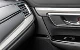 Honda CR-V hybrid 2019 first drive review - interior trim