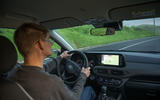 Hyundai i10 2020 first drive review - James Attwood driving