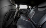 Hyundai i30 Fastback N 2019 UK first drive review - rear seats