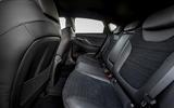 Hyundai i30 Fastback N 2019 UK first drive review - rear seats