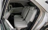 17 Hyundai Ioniq 5 2021 FD Norway plates rear seats