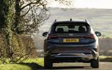 17 Hyundai Santa fe 2021 UK first drive review on road back