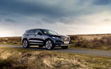 17 Jaguar F Pace P400e 2021 uk first drive review static