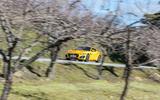 Jaguar F-Type Coupé 2020 first drive review - through trees