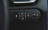 Kia Ceed 2018 long-term review - lane keep assist controls