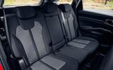 17 Kia Sorento PHEV 2021 UK first drive review middle row