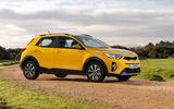 17 Kia Stonic 48v 2021 UK first drive review static