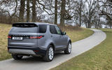 17 Land Rover Discovery D300 2021 UK first drive review static