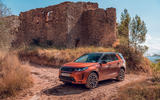 Land Rover Discovery Sport 2019 first drive review - static