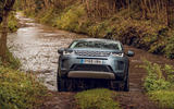 Land Rover Discovery Sport P200 2019 UK first drive review - breakover angles