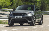 Land Rover Range Rover Velar SVAutobiography 2019 first drive review - on the road cornering