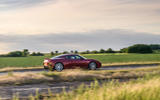 Lotus evora GT410 2020 UK first drive review - on the road side