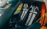 17 Lotus Exige final edition 2021 UK FD seats