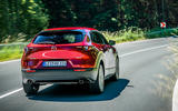 Mazda CX30 2019 first drive review - on the road rear