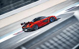 McLaren Senna 2018 UK first drive review on track right